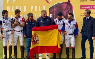 España tiene su plaza en el Mundial de Polo 2017